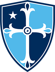 St. Angela Merici School Logo Shield